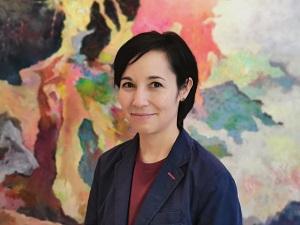 Keiko Ito, Projektassistenz in der Geschäftsstelle der Wissensregion Düsseldorf