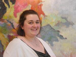Miriam Braun Projektassistenz in der Geschäftsstelle der Wissensregion Düsseldorf