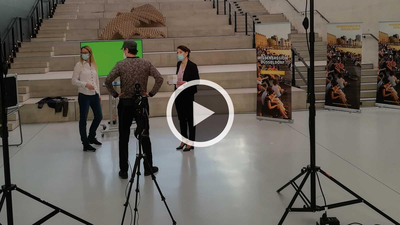 Vorschaubild Livestream Siegerehrung Innovationssemester